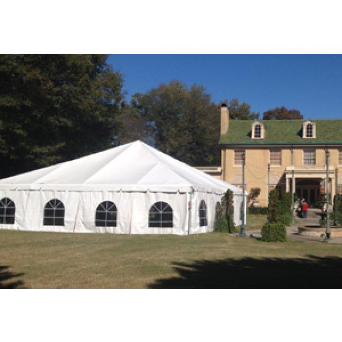 40x40 Tent Rental Charlotte NC