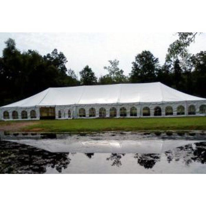 Tent Rental 40x100 Charlotte NC
