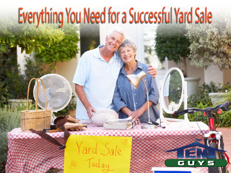 How To Set Up a Yard Sale
